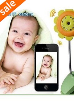 Baby-Monitor-Wifi-Camera-DVR-Night-Vision-Mic-For-IOS-Andriod-Smartphone1