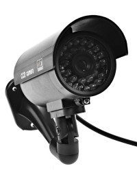Free-shipping-Wondeful-Outdoor-Indoor-Fake-Surveillance-Security-Dummy-Camera-Night-CAM-LED-Light1