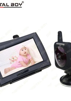 High-Quality-Baba-Eletronica-4-3-Car-Cam-Monitor-2-4G-Wireless-Video-Baby-Monitors-Security1